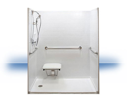 Port Allen Tub to Walk in Shower Conversion by Independent Home Products, LLC